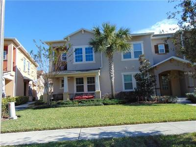 Windermere Townhouse For Sale: 8623 Via Trieste Drive