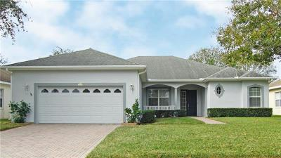 Clermont Single Family Home For Sale: 1038 Hidden Bluff