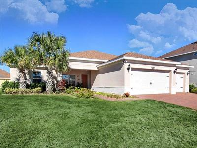 Celebration, Harmony, Kissimmee, Saint Cloud Single Family Home For Sale: 3873 Gulf Shore Circle