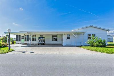Clermont, Davenport, Haines City, Winter Haven, Kissimmee, Poinciana Single Family Home For Sale: 61 Straphmore Drive