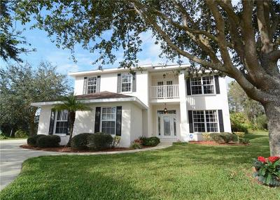 Debary Single Family Home For Sale: 162 Hickory Stick Court
