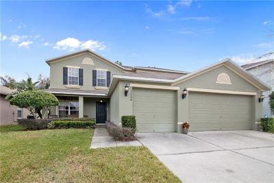 Orlando Single Family Home For Sale: 15224 Moultrie Pointe Road