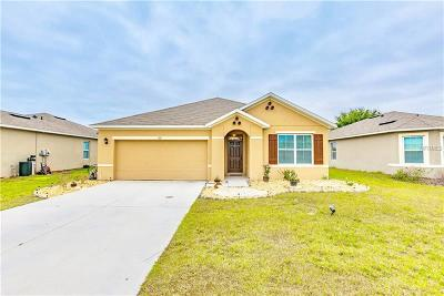 Haines City Single Family Home For Sale: 138 Tracy Circle