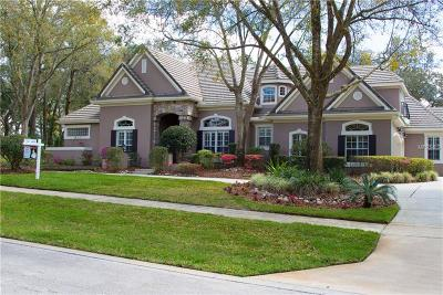Lake Mary Single Family Home For Sale: 3489 Oak Knoll Point