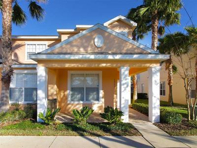 Clermont Townhouse For Sale: 1711 Retreat Circle
