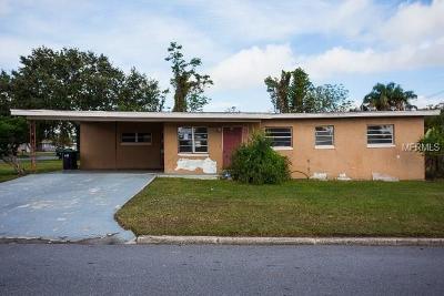 Orange County, Seminole County Single Family Home For Sale: 7219 Dominion Avenue
