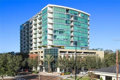 Orlando Condo For Sale: 101 S Eola Drive #509