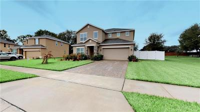 Eustis Single Family Home For Sale: 1461 Osprey Ridge Drive