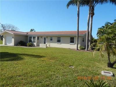 Rotonda, Rotonda West, Rotonda Lakes Single Family Home For Sale: 90 Caddy Road
