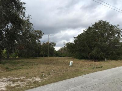Lake County, Seminole County, Volusia County Residential Lots & Land For Sale: 858 Mansfield Road