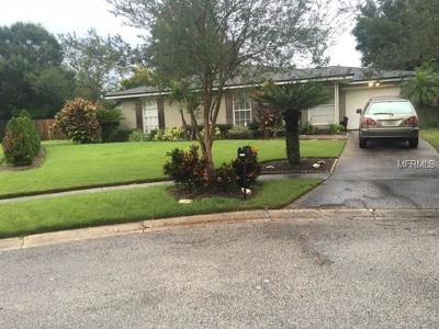 Winter Park Single Family Home For Sale: 5222 Woodcrest Court
