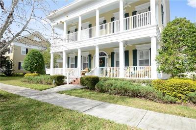 Orlando Single Family Home For Sale: 4565 Burke Street