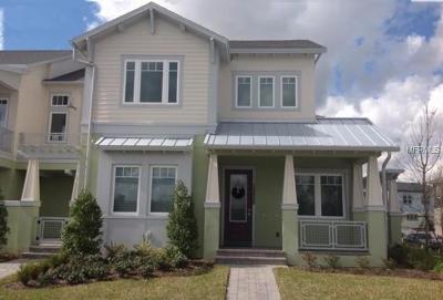 Orange County Townhouse For Sale: 13852 Maskawa Avenue