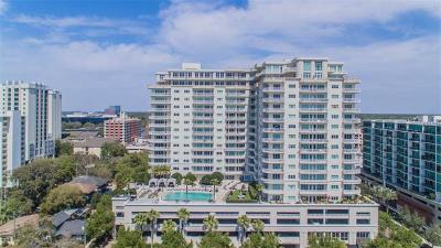 Orlando Condo For Sale: 100 S Eola Drive #1014