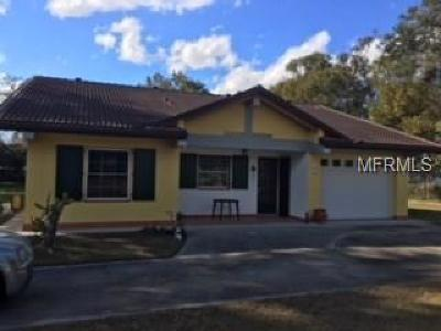 Kissimmee Single Family Home For Sale: 618 S Thacker Avenue