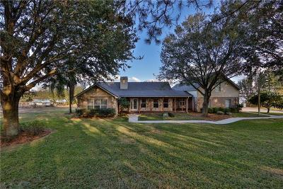 Lake Alfred Single Family Home For Sale: 1455 Adams Barn Road