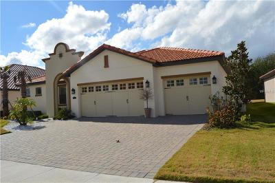Kissimmee Single Family Home For Sale: 3822 Bowfin Trail