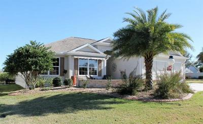The Villages Single Family Home For Sale: 1669 Plum Branch Terrace
