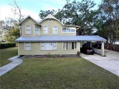 Orlando Multi Family Home For Sale: 513 E Livingston Street