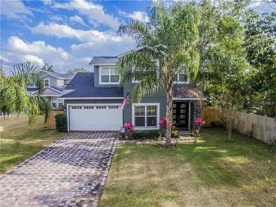 Orlando Single Family Home For Sale: 3202 E Jersey Avenue