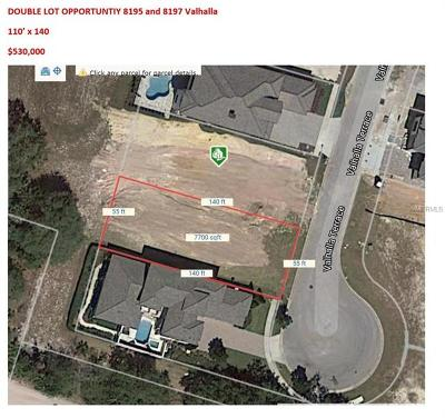 Reunion Residential Lots & Land For Sale: 8195 Valhalla Terrace