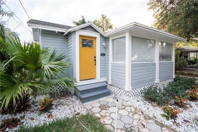 Orlando Single Family Home For Sale: 1414 E Harwood Street