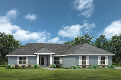Lake County, Sumter County Single Family Home For Sale: 0 Pine Meadwos Golf Course Road