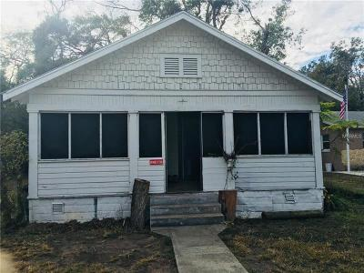 New Smyrna Beach Single Family Home For Sale: 506 N Duss Street