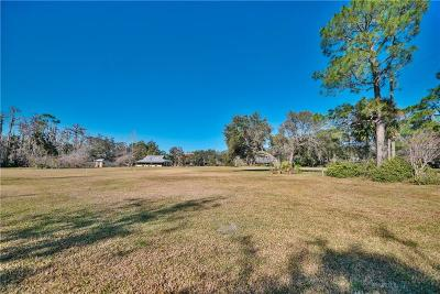 Lake County, Seminole County, Volusia County Residential Lots & Land For Sale: E Osceola Road