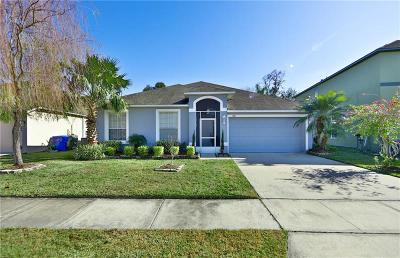 Kissimmee Single Family Home For Sale: 1981 The Oaks Boulevard