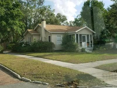 Winter Park Single Family Home For Sale: 1300 Buckingham Road