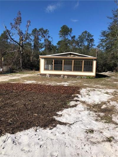 Lake County, Seminole County, Volusia County Rental For Rent: 42121 Pine Valley Drive