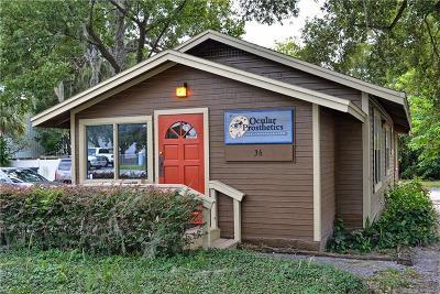 Orange County, Osceola County, Seminole County Multi Family Home For Sale: 36 W Illiana Street
