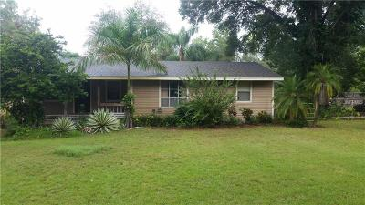 Ocoee Single Family Home For Sale: 147 Harris Road