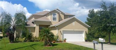 Kissimmee Single Family Home For Sale: 521 Viceroy Court