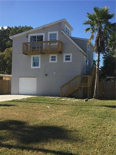 St Petersburg Single Family Home For Sale: 3636 Alabama Avenue NE