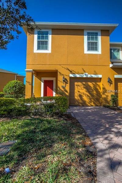 Oviedo Townhouse For Sale: 5594 Rutherford Place