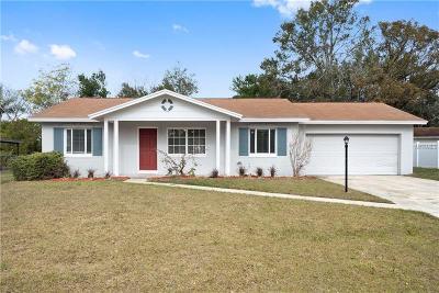 Winter Park Single Family Home For Sale: 3385 Bougainvillea Drive