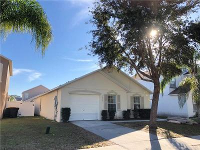 Kissimmee Single Family Home For Sale: 2529 Hamlet Lane