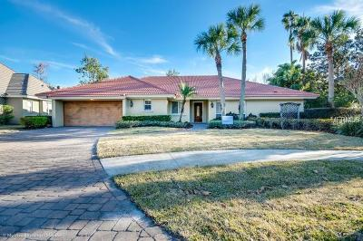 Longwood Single Family Home For Sale: 213 Montego Inlet Boulevard