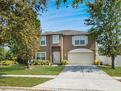 Kissimmee Single Family Home For Sale: 3309 Amberley Park Circle