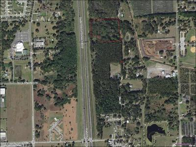 Ocoee Residential Lots & Land For Sale: 830 Pine Street
