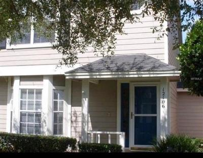 Orlando Townhouse For Sale: 12106 Bruceton Way #107