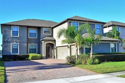 Celebration, Harmony, Kissimmee, Saint Cloud Single Family Home For Sale: 2818 Sail Breeze Way