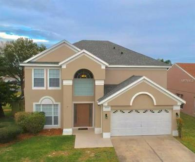 Kissimmee Single Family Home For Sale: 3232 Herons Point Circle