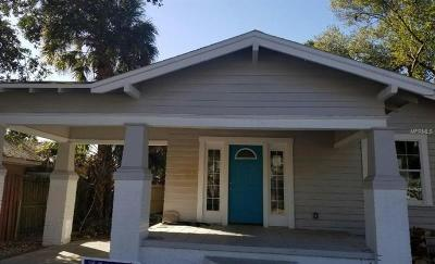 Tampa Single Family Home For Sale: 3504 N 10th Street