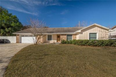 Orlando FL Single Family Home For Sale: $264,000