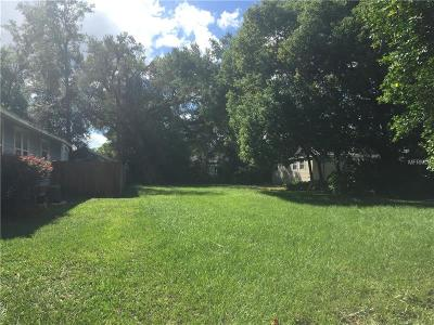 Orlando Residential Lots & Land For Sale: 104 E Spruce Street