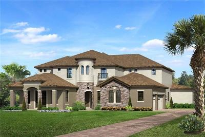 Single Family Home For Sale: 10427 Woodward Winds Drive #1