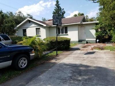 Single Family Home For Sale: 3817 W De Leon Street